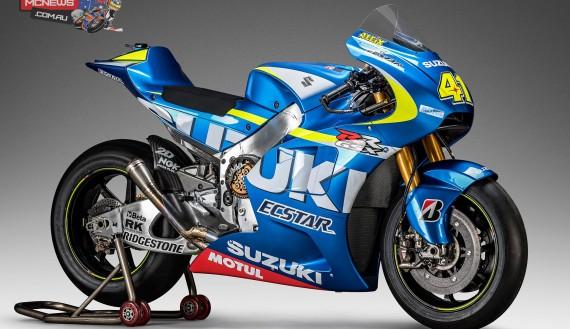 Team Suzuki MotoGP 2015 - Aleix Espargaro
