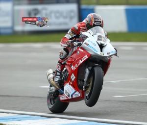 BSB 2015 Round One Donington Park Ryuichi Kiyonari Superbike Pole