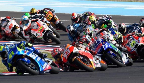 MotoGP 2015 Argentina