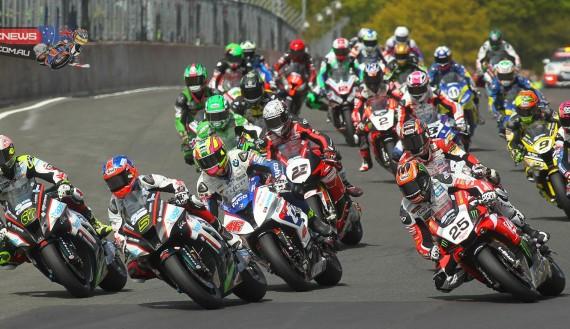 British Superbike Oulton Park 2015