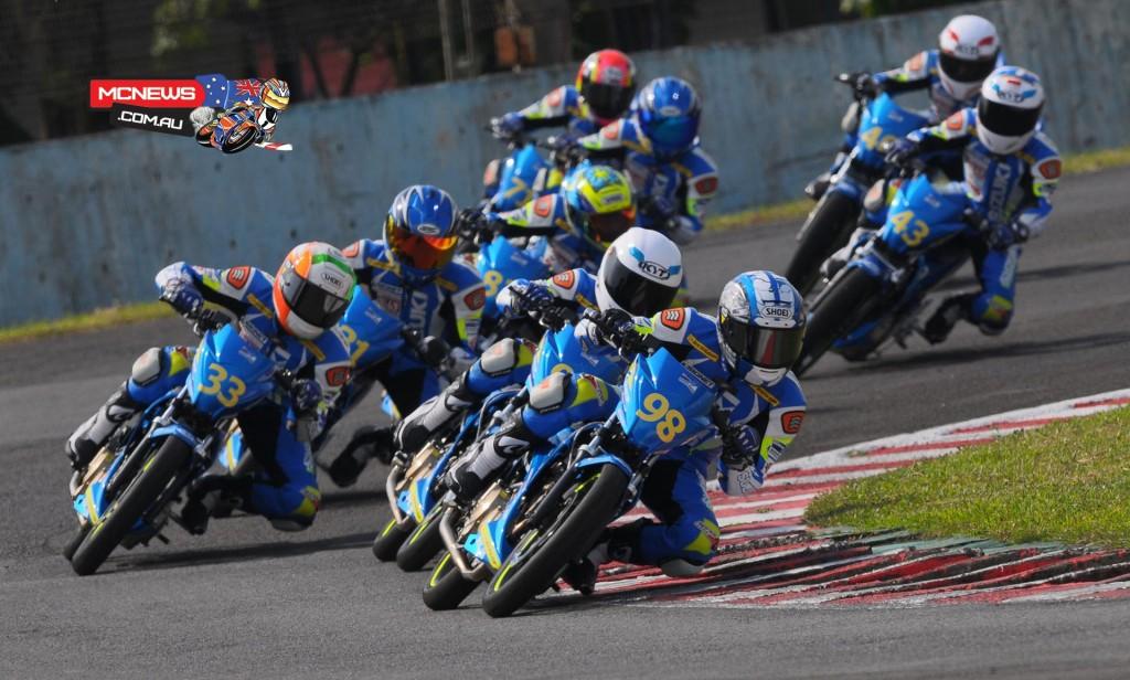 2015 Asia Road Racing Championship - Sentul International Circuit - Suzuki Asian Challenge