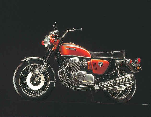 Honda CB750 Four - 1969