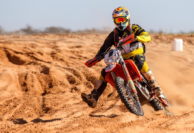 Hattah Desert Race 2015- Toby Price