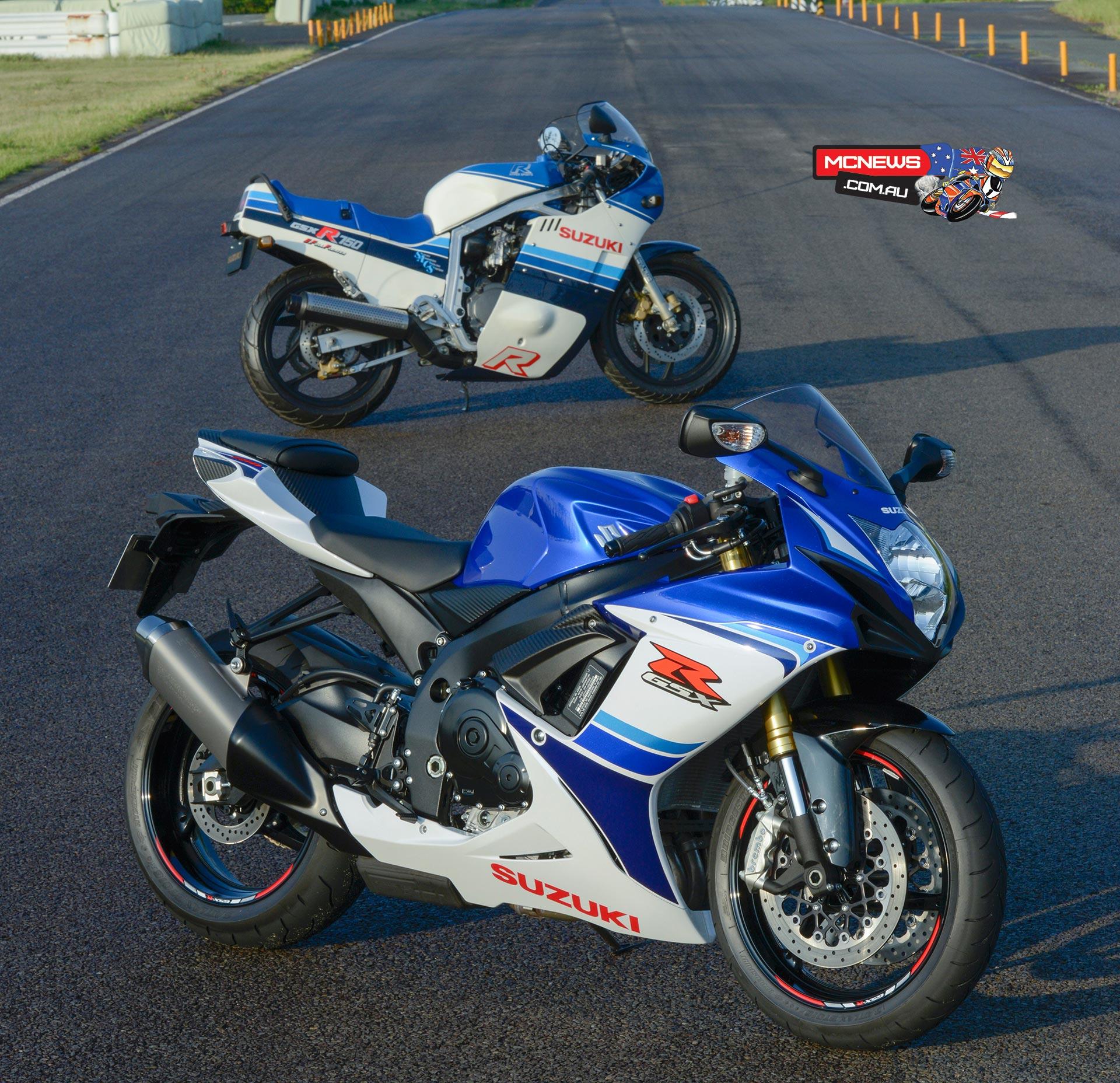 Suzuki GSX-R 30th Anniversary Editions | MCNews.com.au