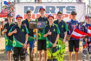 FIM Junior World Motocross Championship - Team Australia