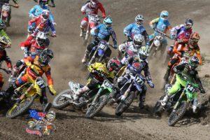 2015 MXGP FIM Motocross World Championship - Round 11 - Uddevalla, Sweden - EMX 250 Maxime Desprey