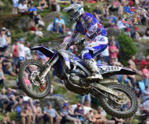 2015 MXGP FIM Motocross World Championship - Round 11 - Uddevalla, Sweden - Romain Febvre