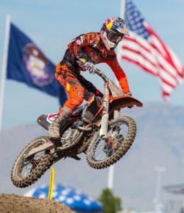 Ryan Dungey wrapped up 450cc AMA Motocross Title Number 3 at Utah