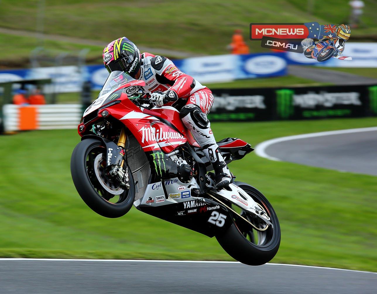 British Superbike 2015 - Cadwell Park - Josh Brookes