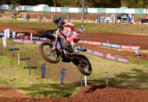CDR Yamaha's Kade Mosig flawless at round nine
