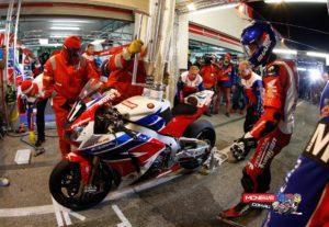 2015 Bol d'Or - Honda Endurance Racing Team