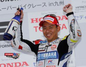 2015 Japanese Superbike - Autopolis - Katsuyuki Nakasuga (1st)