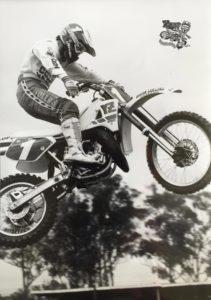 Craig Dack action photo 1988