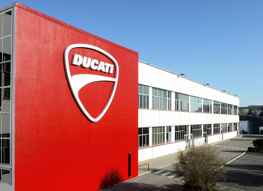 Ducati HQ