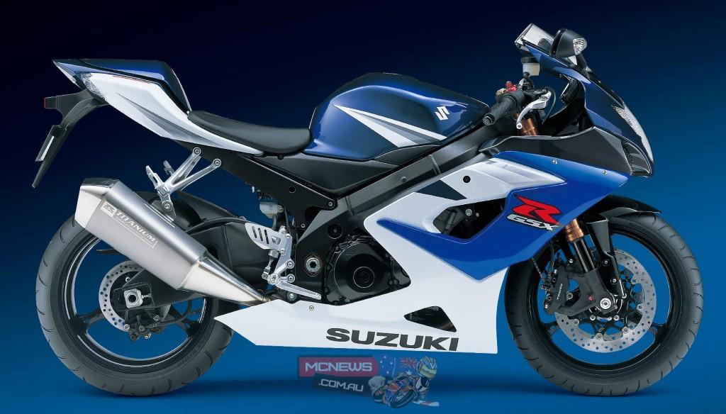 Suzuki GSX-R1000 K5