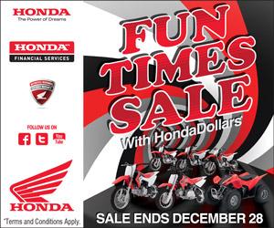 Honda Home Slider Island