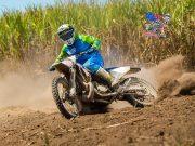 Todd Jarratt on the 2016 Yamaha YZ250X