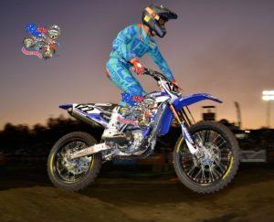 CDR Yamaha rider Dan Reardon