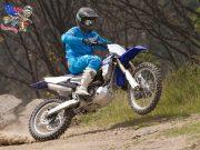 Josh Coppins on the YZ250FX
