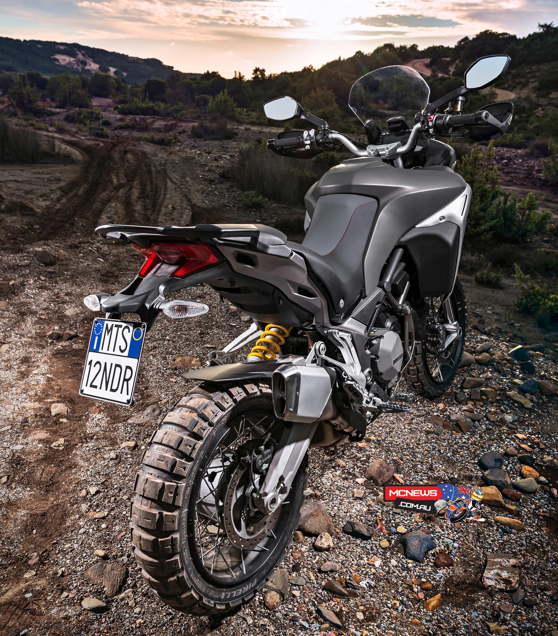 Ducati Multistrada Exhaust For Sale