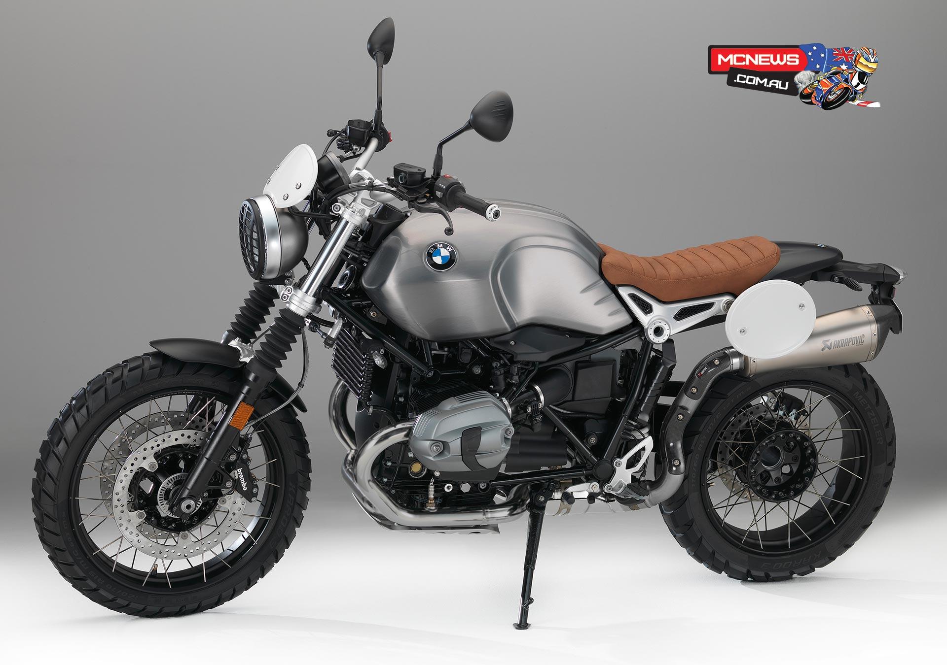 BMW R nineT Scrambler