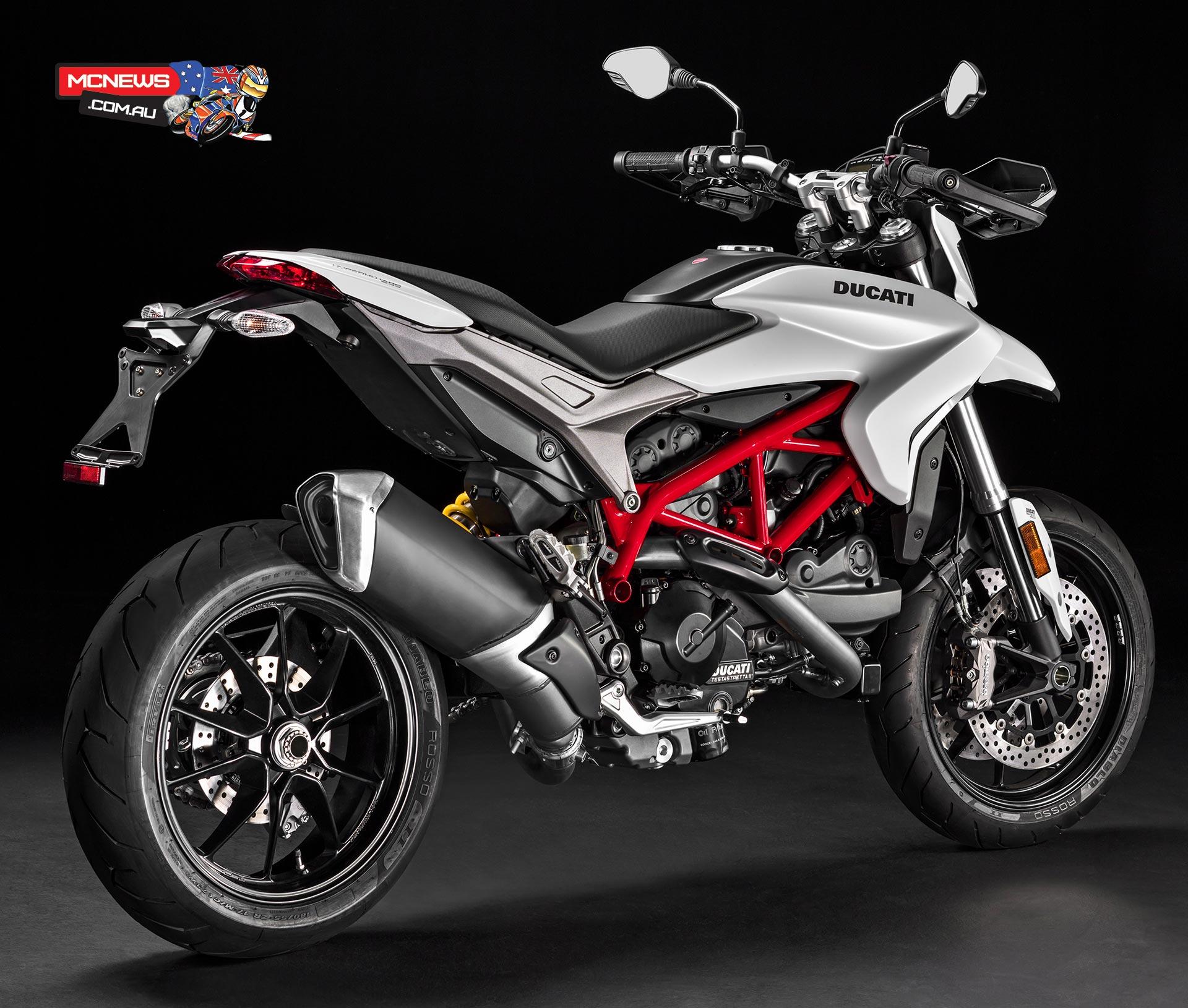 Ducati Hypermotard  Weight
