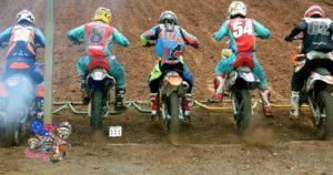 Mountain Man of Motocross 2015 - Start