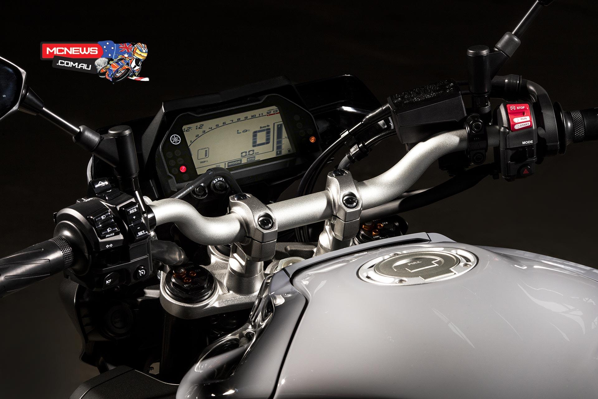 Yamaha Mt 10 Breaks Cover Mcnews Com Au