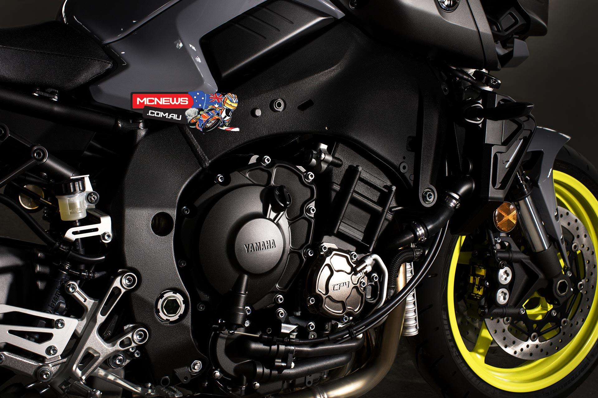Yamaha mt 10 breaks cover for New yamaha motor