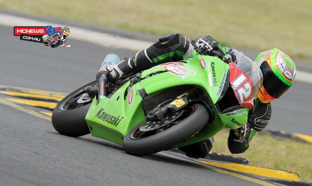 Swann Australasian Superbike Championship 2015 - Sydney Motorsports Park Final - Matt Walters