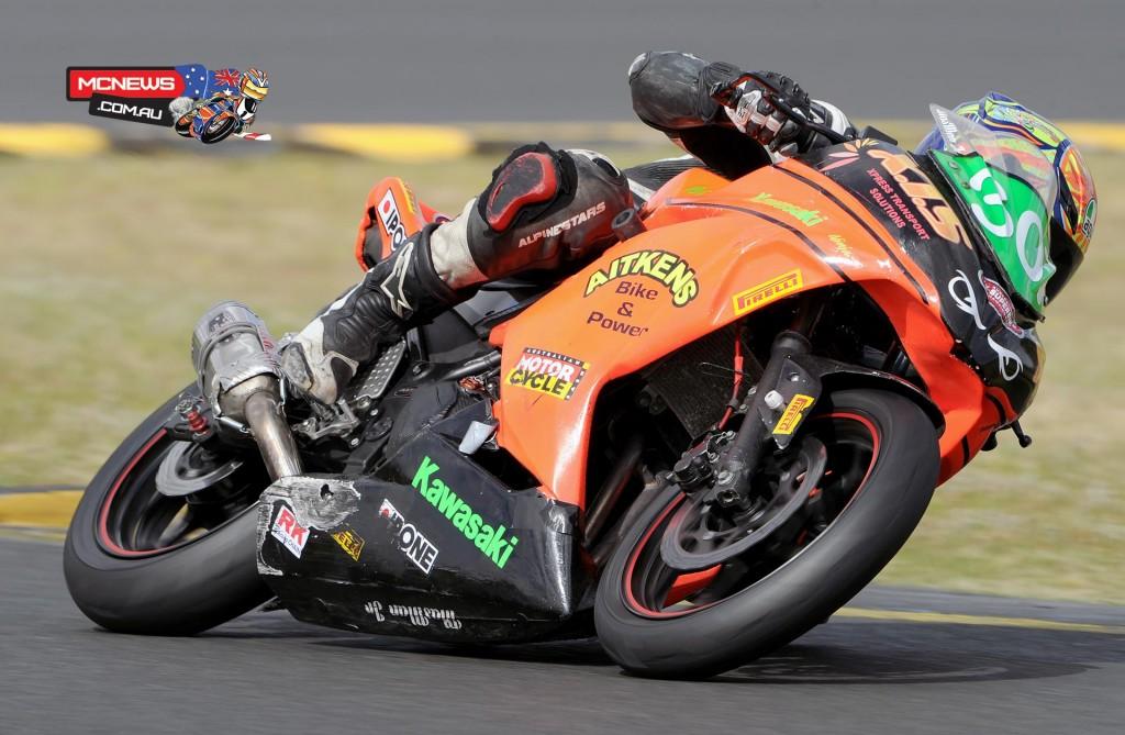 Swann Australasian Superbike Championship 2015 - Sydney Motorsports Park Final - Ryan Masri