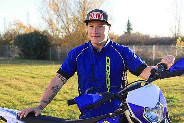 Matt Phillips to CH Racing Team Sherco