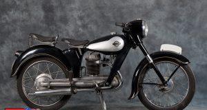 1955 200 Coronat - Museu de la Moto in Bassella - Image by Phil Aynsley