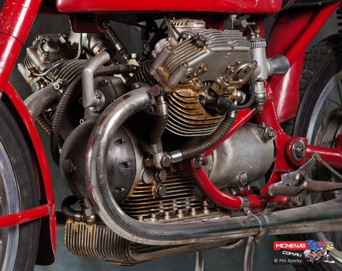 Lambretta 250 Grand Prix Racer - By Phil Aynsley