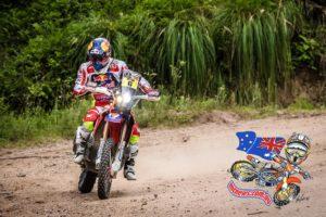 Dakar 2016 - Joan Barreda