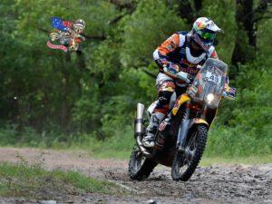 Dakar 2016 - Antoine Meo