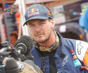 Dakar 2016 - Toby Price