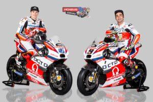 Danilo Petrucci and Scott Redding - Pramac Ducati - MotoGP 2016