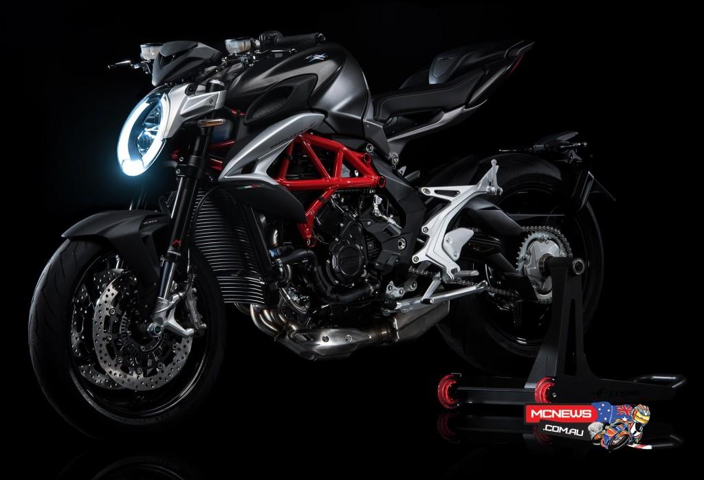 2016 MV Agusta Brutale