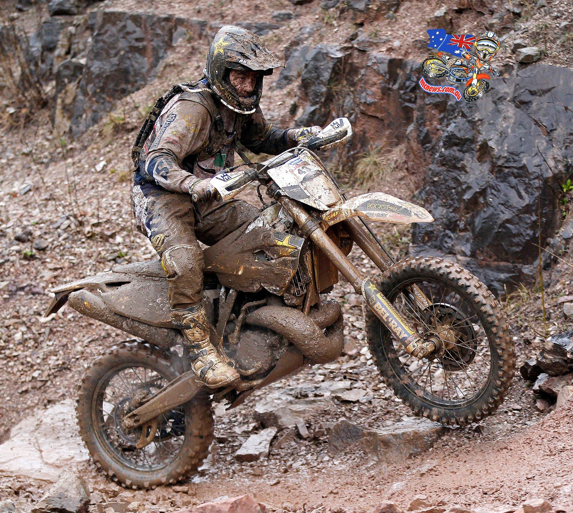 Graham Jarvis - The Tough One 2016 - Extreme Enduro