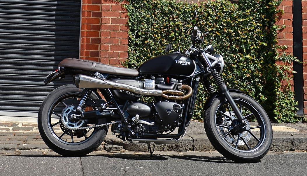 Triumph Street Scrambler Vs Ducati Scrambler