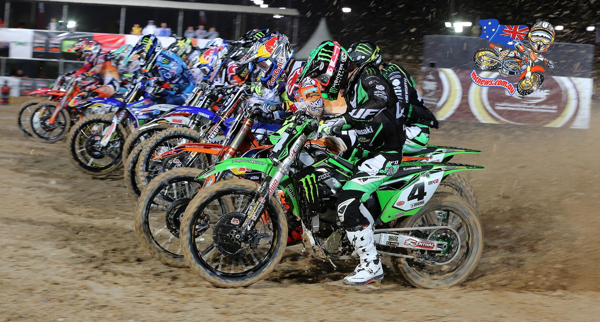 World MX 2016 - Round One - Qatar - MX2