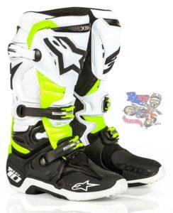 Alpinestars D71 Special Edition Tech 10 Boot