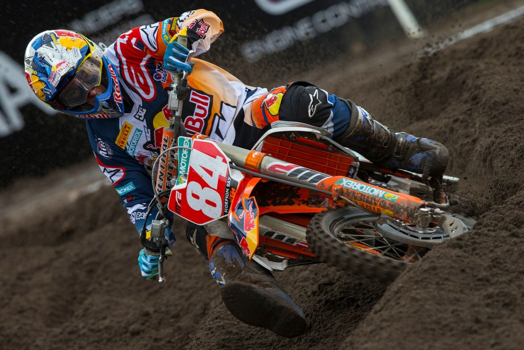 Jeffrey Herlings wrapped up GP win number 50 in Holland