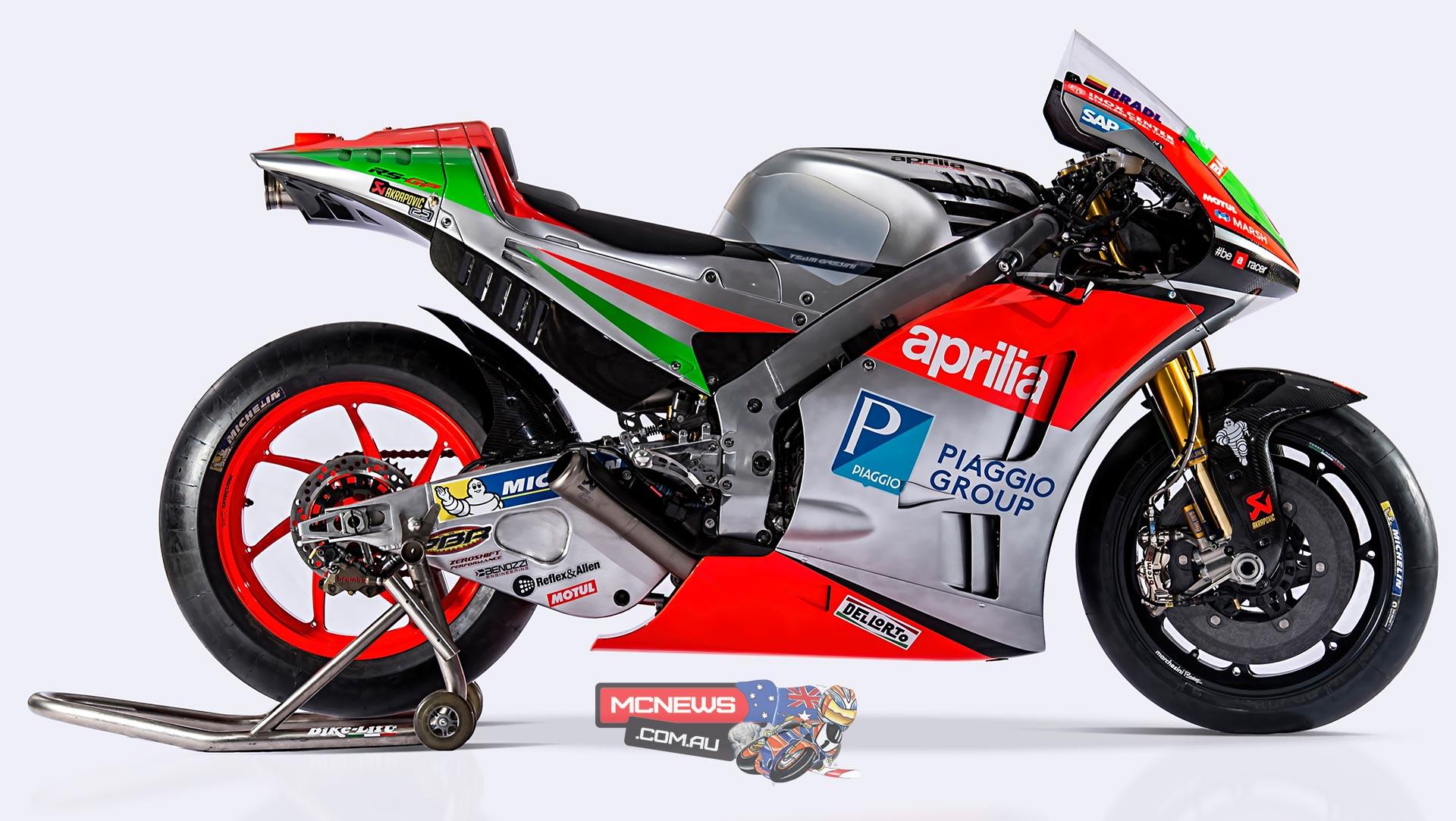 Aprilia Racing History