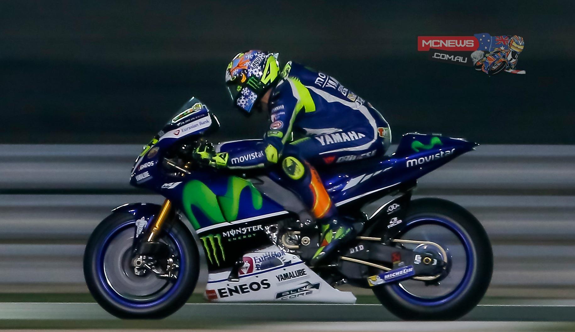 Qatar MotoGP Test | Vinales tops day two | MCNews.com.au