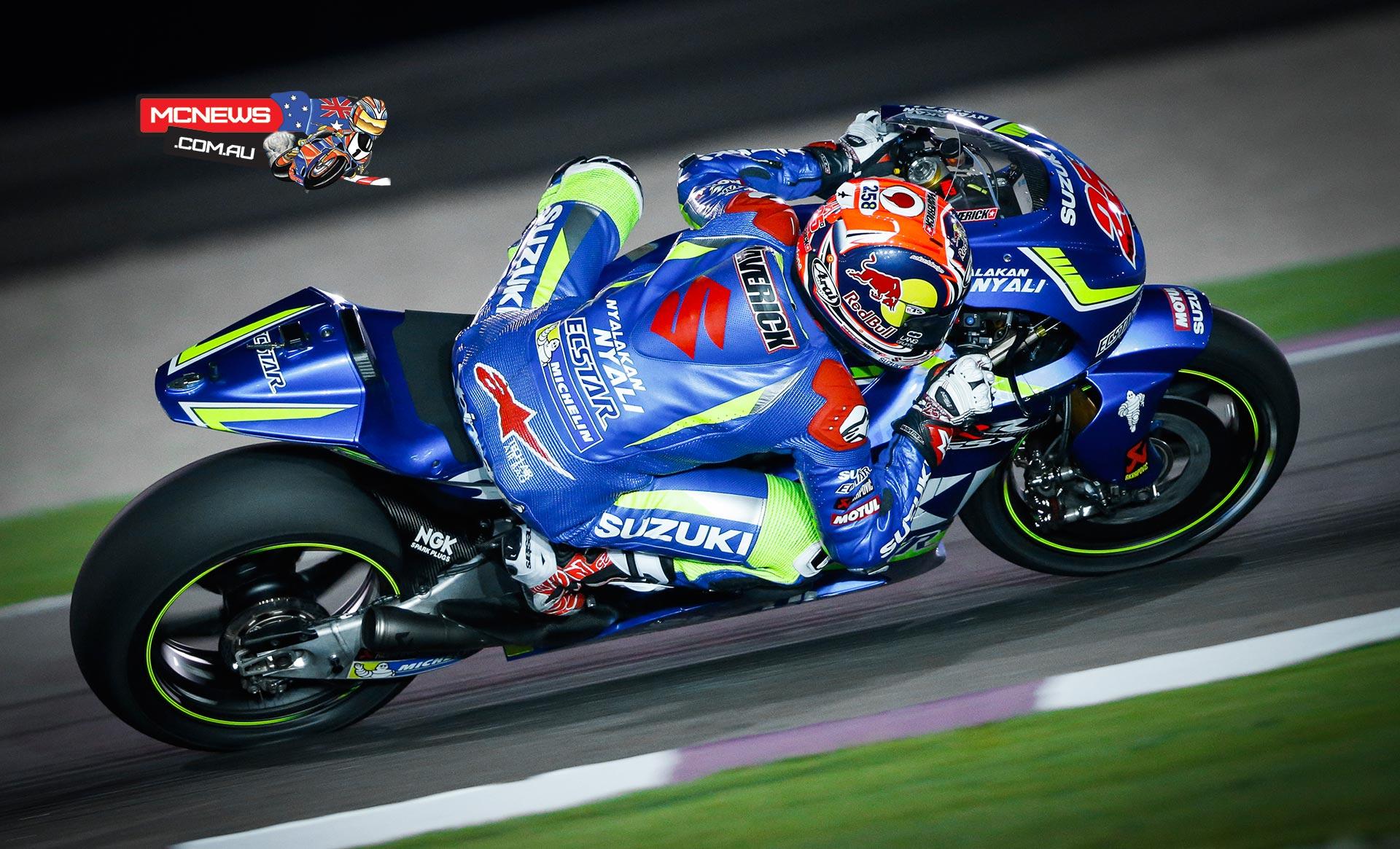Jorge Lorenzo tops Qatar MotoGP Test | MCNews.com.au