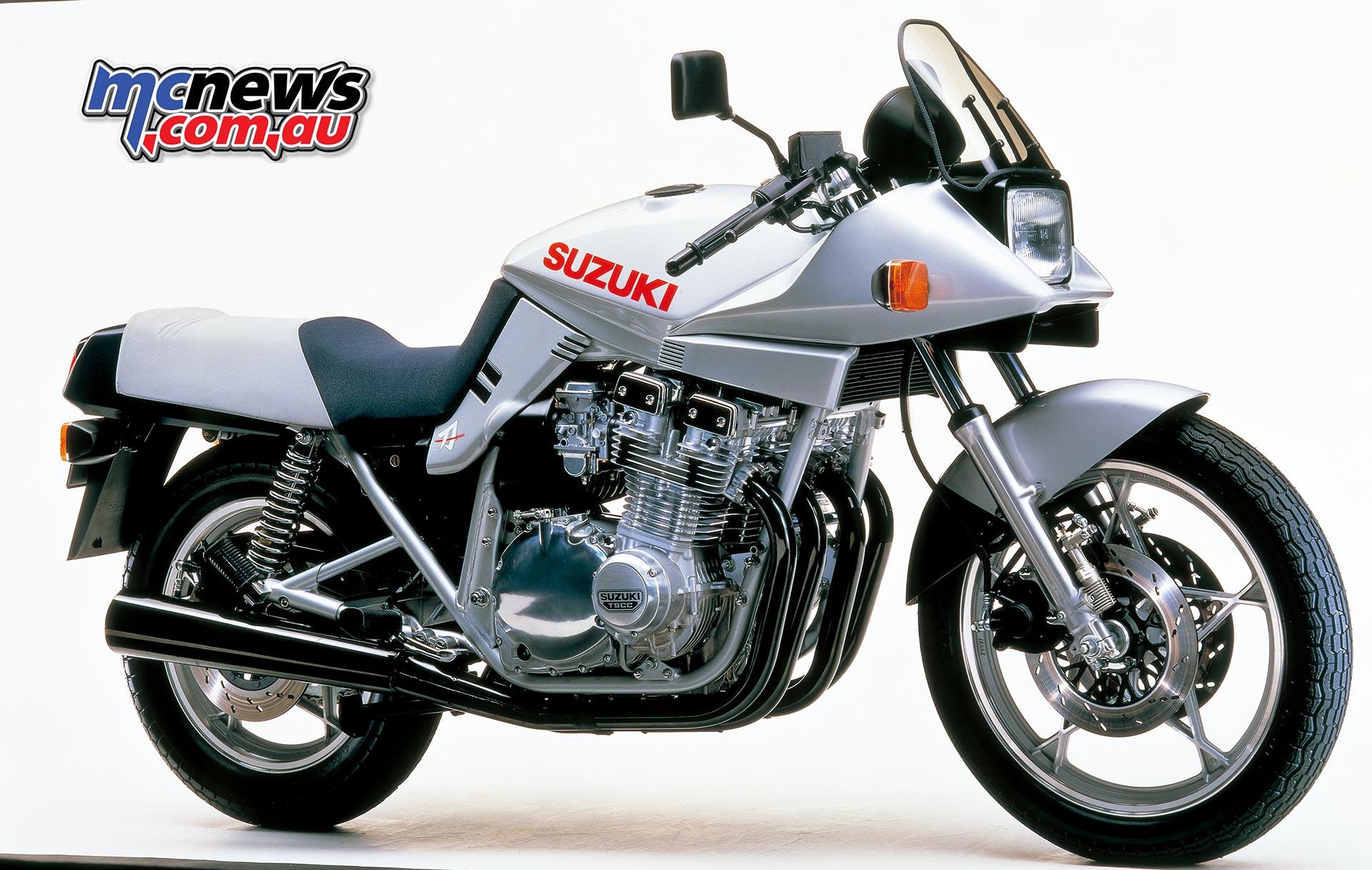 Suzuki Motorcycle Models