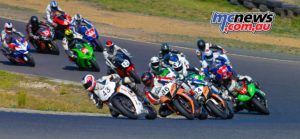 2016 Victorian Road Racing Championships - Round One - Broadford - Image by Cameron White - Superbike