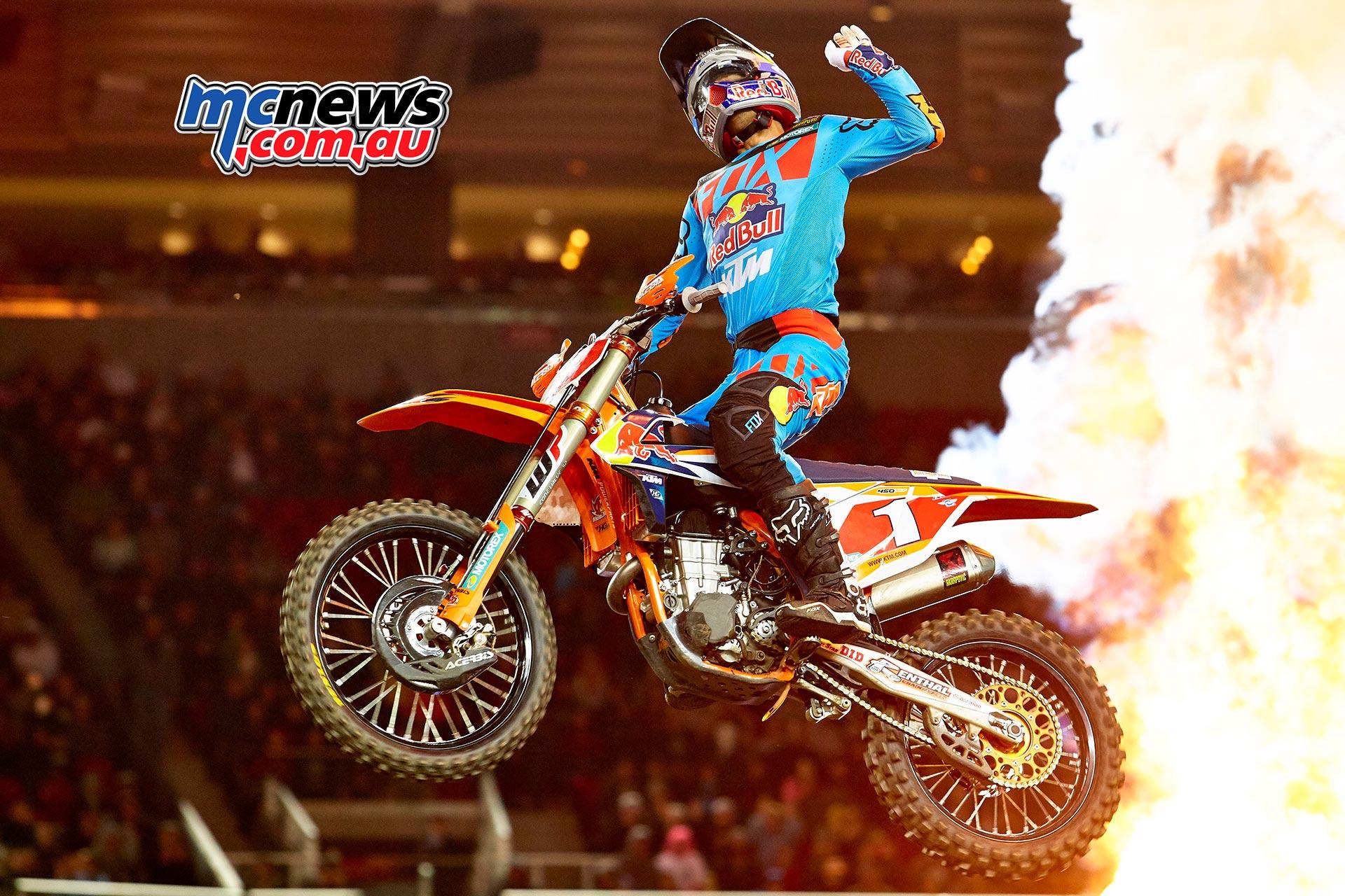 AMA Supercross 2016 - Santa Clara - Ryan Dungey